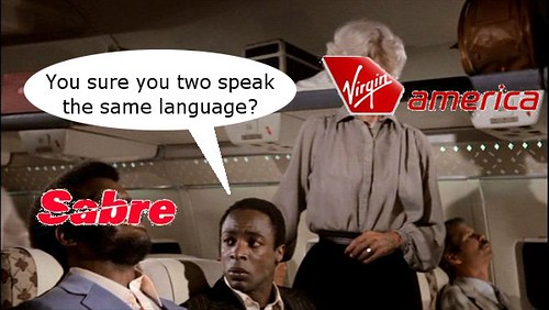 Virgin America Reservation System Problems