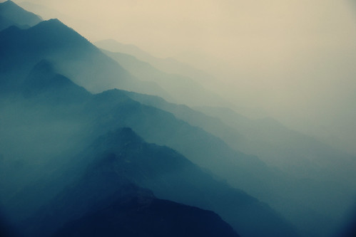 Morning Fog by Mentalitätsbestie