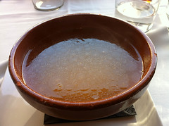Sopa de fideos - Sopa de cocido