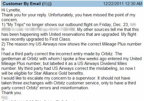Orbitz Customer Service 7
