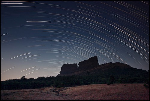Telbaila-Star Trails by Bakya-www.bokilphotography.com