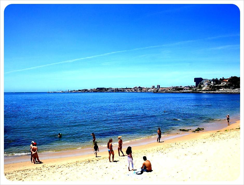 cascais beach estoril