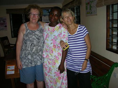 Mama Jane, Mercy & Mama B