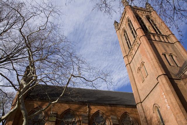 Chapel at GTS