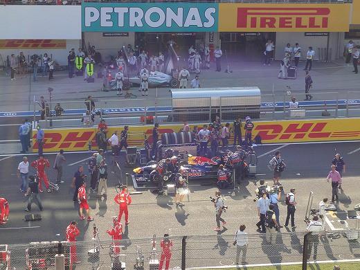 2011 Formula 1 in Suzuka 2
