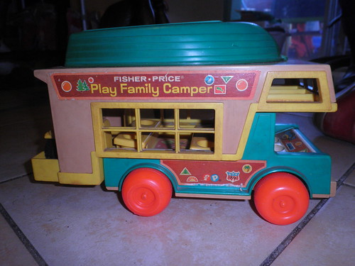 Fisher Price Campervan