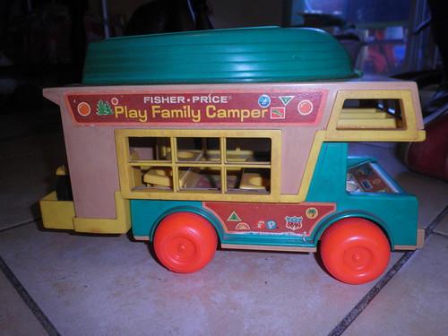 Fisher Price Campervan