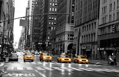 Yellow Cabs Version 2
