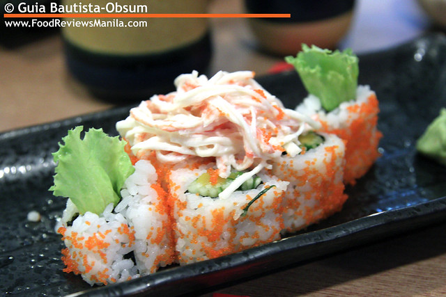 Sumo Sam California Roll 2