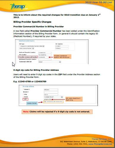 5010_electronic_billing_summary