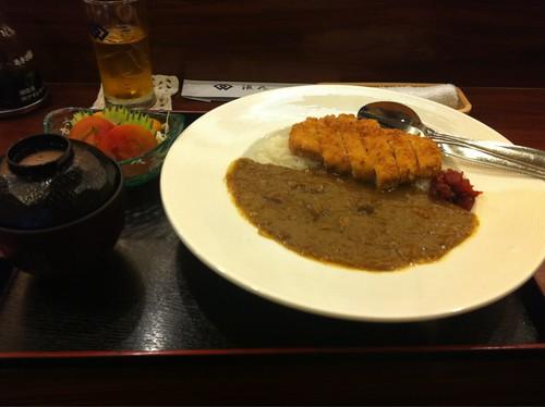 Katsu Curry @ Naniwa