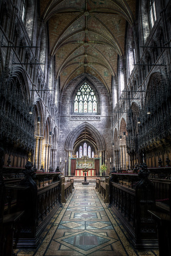 916/1000 - Chester Cathedral by Mark Carline