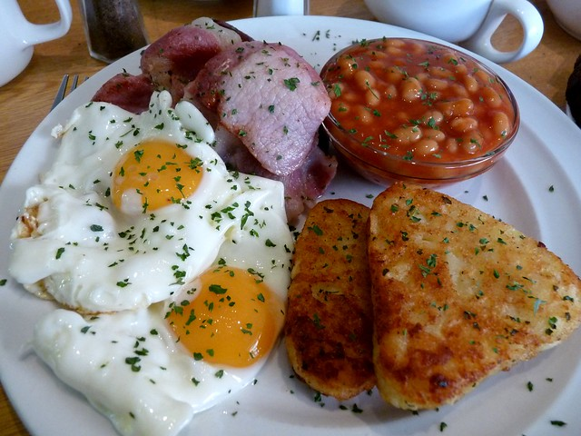 Irish breakfast - Cafespresso, Cork