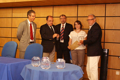 Prémio Nacional de Mobilidade em Bicicleta 2011 - categoria Empresas