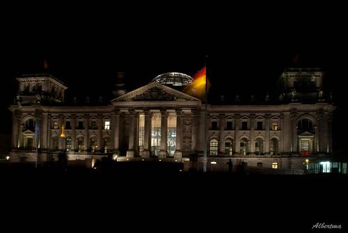 Parlamento alemán - Berlín
