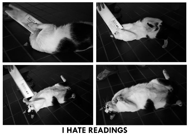 I Hate Readings