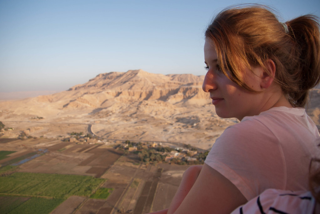 Esther and the Valley of the Kings