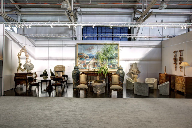 The San Francisco Fall Antiques Show's 30th Anniversary, The San Francisco Fall Antiques Show celebrated its 30th annual event with a most appropriate theme