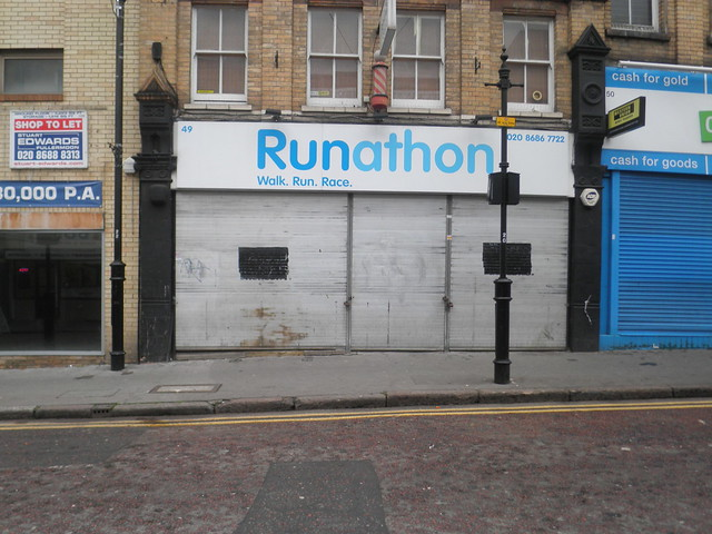 Header of runathon