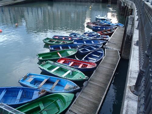 Bermeo 2. Botes en el puerto.  by Patmm1