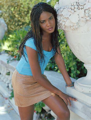 Tangi Miller from Felicity