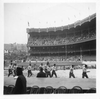 Post-Lombardi Fordham Rams, Yankee Stadium, 1940