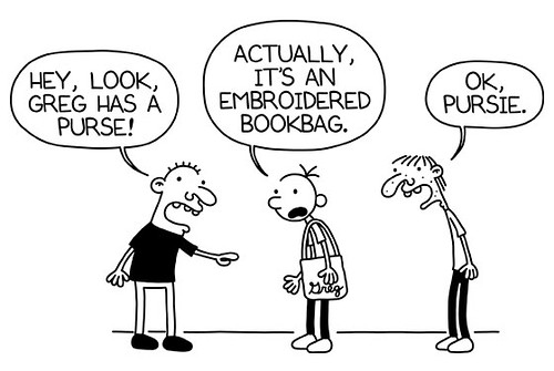 Jeff Kinney, The Wimpy Kid