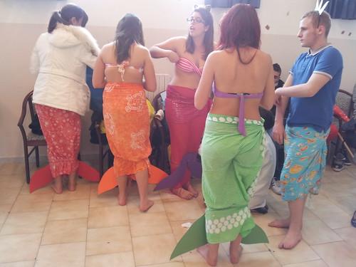 Mermaids by nickiposi