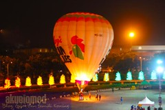 Belon udara panas di i-city