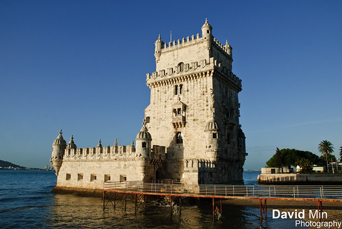 Lisbon, Portugal - Belém Tower by GlobeTrotter 2000