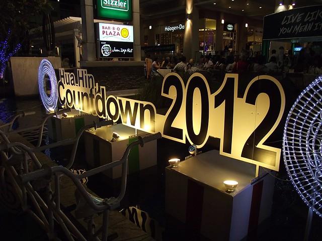 Hua Hin Countdown to 2012
