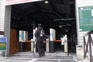 纜車入口 @ Hakuba47 WINTER SPORTS PARK