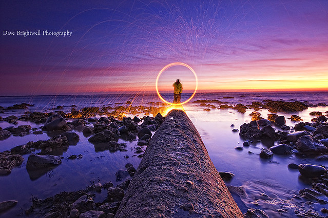 6646368353 237bcef023 z Awesome Long Exposures Using Steel Wool