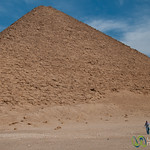 Red Pyramid - Daschur, Egypt