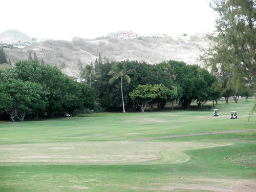 Hawaii Kai Golf Course 160b