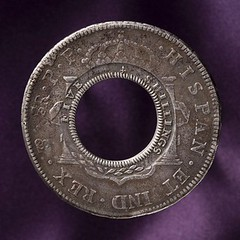 holey dollar reverse