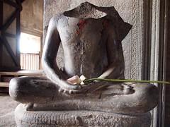 Angkor temple (Angkor Wat, Cambodia 2011)