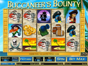 Buccaneer's Bounty slot game online review
