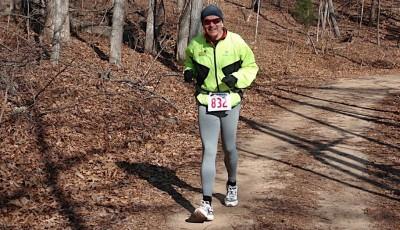Nový světový rekord - Laurence Macon zaběhl 113 maratonů za rok