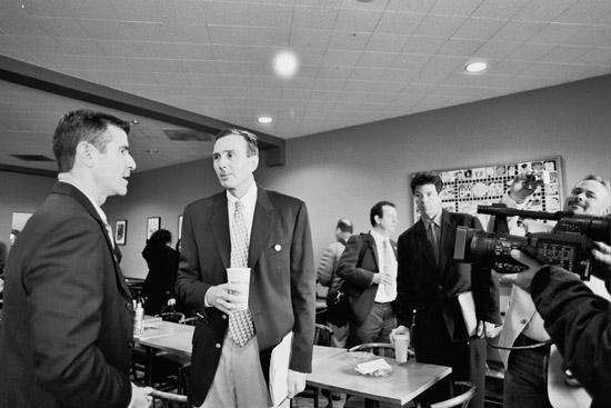 Jonathan Storper and John Montgomery; AB 361, Benefit Corporation