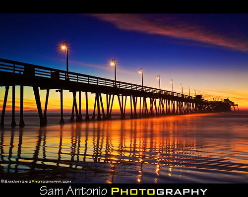 The Sun has set on 2011...Here's to a bright 2012! by Sam Antonio Photography