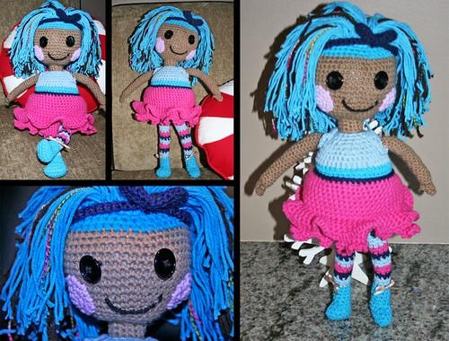 Crochet LaLaLoopsy