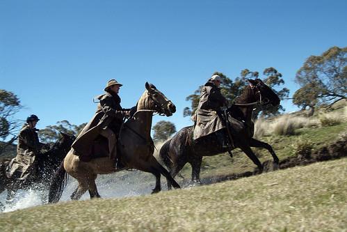 horse riding australia