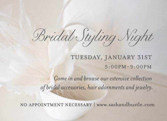 bridal-styling-night