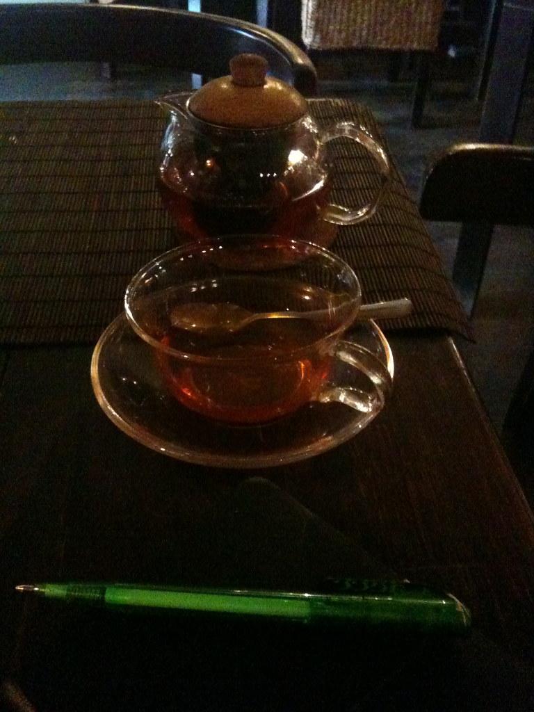 Carpe Diem Teaház