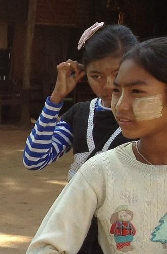 Women of Burma