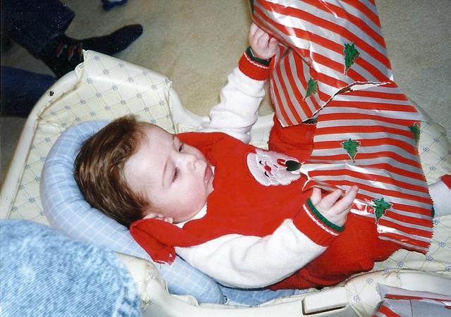 Eklund, Aaron - 1st Christmas 1993