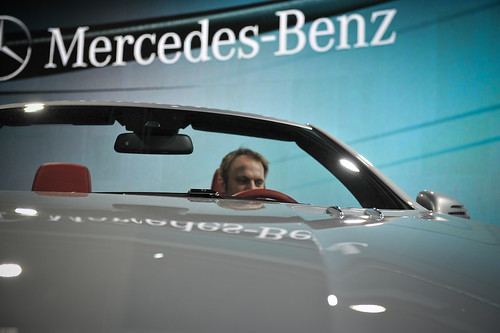 Mercedes-Benz SL R231
