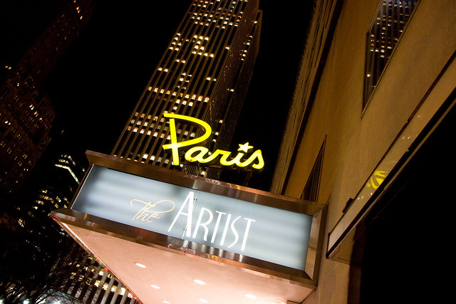 The Paris Theatre