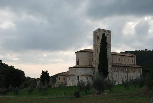 abadia de san antimo